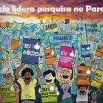 IBOPE - Olha onda! Aécio ultrapassa Dilma e Marina no Paraná! #RumoaoSegundoTurno - http://t.co/J3VePfKB22 http://t.co/tDTtdYICpK
