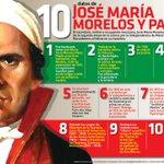 #UnDíaComoHoy de 1765 nació José María Morelos y Pavón, militar insurgente y patriota mexicano. #InfografíaNotimex http://t.co/s4t8289Aif