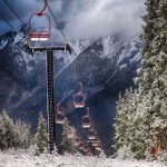 """2-3"""" of fresh #snow to compliment our #snowmaking this morning! ????: @trippfayphoto http://t.co/uAeNRM8AJo"""
