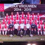 RT @ChantaldeRidder: De nieuwe handtekeningkaarten zijn binnen! Kom vanavond onze handtekening scoren! #AjaxVrouwen #adovrouwen #18:30