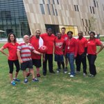 """DPH Chief of Staff –James Howgate & other DPH executive leadership join """"DPH Kick 'N It For Health"""" #WorksiteWellness http://t.co/ueNIP5XoNr"""
