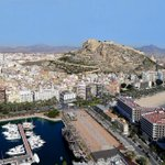 RT @SpainInUSA: #Alicante. Benacantil Mount. Santa Bárbara Castle. http://t.co/wbcE3N4wKV @Alicante_City #ValencianCommunity #Spain http://t.co/D74T1TYjEF