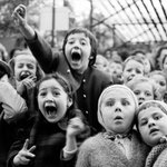 "@DOOMTREE Children respond to news of#LastBlowoutEver (By Alfred Eisenstaedt) http://t.co/FIdzMD81kM ""Say it aint so"""
