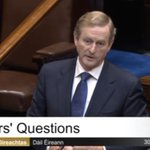 "Enda Kenny says he accepted responsibility for ""taking my eye"" off McNulty situation http://t.co/1TCWftiUcD"