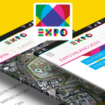 Un milione di mq nel palmo della tua mano. Scarica lOfficial App #Expo2015 realizzata da @Accentureitalia http://t.co/NxsMjXRJzo