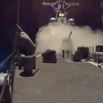 ICYMI: Watch from inside a warship as the U.S. Navy launches tomahawk missiles at ISIS http://t.co/ThwOdViKtK http://t.co/OVbYInzhKO