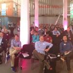 The view from the stage here at #bizplay with @ZeroNiner09 http://t.co/LAbZIrpGAP