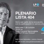 RT @rodrigosotta: #GranActo en @elporve404 @luislacallepou @pjisdonian @adelgado404 @MartinLema404 los esperamos #ElAmorEsHermoso http://t.co/FonXxHeJcD