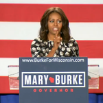 "Michelle Obama to Wisconsin voters: ""You need to step up!"" http://t.co/GRQBKVJVYv http://t.co/iNYgh43gRU"