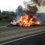 RT @thejournal_ie: Part of the M50 in Dublin has been shut down after a truck caught fire http://t.co/FBSBguuZSe http://t.co/yPSUDC1Eev
