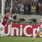 #Matchfact: Apoel verloor zijn eerste #UCL-duel met 1-0 van FC Barcelona. #Ajax speelde 1-1 tegen PSG. #apoaja
