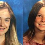 Anoka County Sheriff's Office asks public to help find two missing girls, 13, from Andover. http://t.co/5W6VAVgTFS http://t.co/56UOGEzPQI