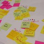RT @velvetjules: Design thinking workshop at @smartgivers #annualforum14 proving fruitful for generating ideas to #DisruptMN. http://t.co/zFjUFlUKFj