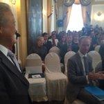 Inicia acto para la firma del #FomilenioII http://t.co/ZmOgOCLBLA