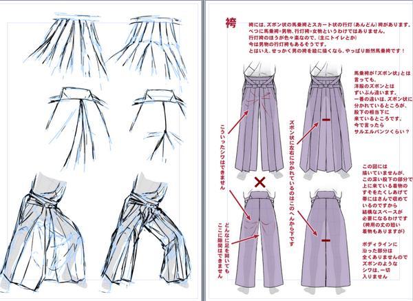 袴はこんな感じで http://t.co/DVL6qSCkwf