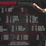RT @RazorbackBSB: BREAKING | Arkansas baseball unveils schedule for 2015 campaign > http://t.co/VIoZvgHOoP #WPS #NeverYield http://t.co/uUBcu4jtqp