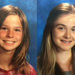Police seek help finding 2 missing 13-year-old girls last seen in Andover last night. http://t.co/wVaU9nvrjC http://t.co/bxo9JlgoRl