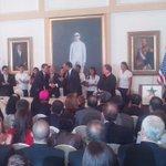 "Hoy se firmo Fomilenio II http://t.co/SNgBOmvuPD"""