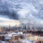 "RT @NYC: ""Wild weather this am #NYC"" ihattem from IG http://t.co/nq0fiqhhhE #NewYork #NuevaYork #CrazyClouds http://t.co/M8DAfpvmnt"