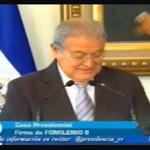 EN VIVO: http://t.co/TvTV3JAYaK Inicia discurso de @sanchezceren tras firma del #FomilenioII http://t.co/jxzxmpNtsx