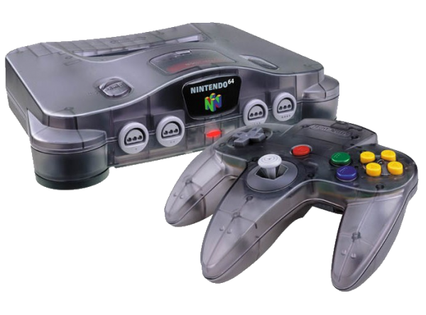 18 años del Nintendo 64. http://t.co/mbs26G2eHa http://t.co/dS49xSgKhs