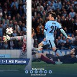 RT @MCFC: MATCH REPORT: Read the official @MCFC match verdict of the #UCL draw with @OfficialASRoma http://t.co/s7Dv2XboVn http://t.co/9IoXQPOQGA