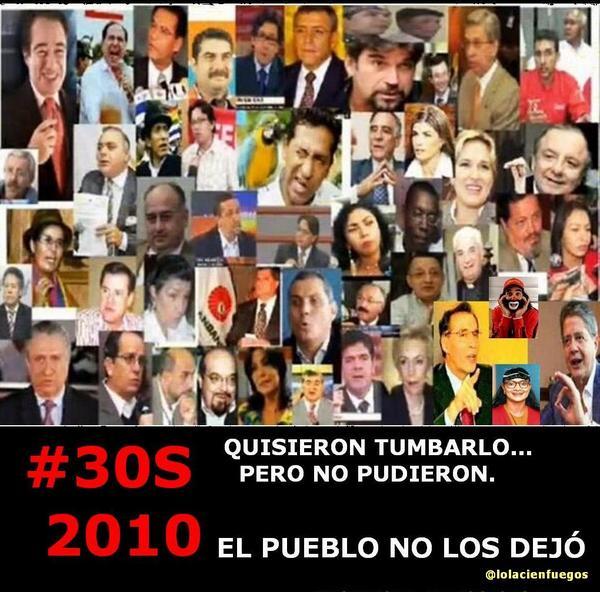 #30S 1) Dale RT si rechazaste que ellos gobiernen 2) FAV si eres de la #OposiciónTrucha 3) Los indecisos RT y FAV http://t.co/iny8sR3Fw2
