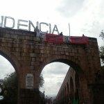 #Morelia Se manifiestan ex braceros en el desfile http://t.co/NRfqdlkDGw
