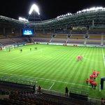 RT @hirukoa: El @AthleticClub ya pisa el borisov arena #emocionbacalao en @Herri_Irratia http://t.co/o2GIMfYDqM