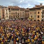 RT @Araeslhora: Vic bull! Tots els municipis de Catalunya comencen la campanya pel SÍ! #araéslhora9N (via @MiquelMacia) http://t.co/LGp6OjhWtO