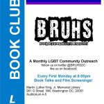 RT @BRUHSDC: We meet THIS MONDAY (Oct 6th) 6pm @ MLK Library NW DC. Its FREE. New faces are welcome! #DC #DMV #BlackLGBT #LGBT http://t.co/l6jIm3fEis