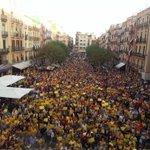 RT @Araeslhora: A Tarragona no hi cap ni una agulla! Espectacular! Fem un país nou! #araéslhora9N http://t.co/jufBDe8wfY