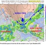 RT @spcver: Atención: Modelo #GFS indica aumento potencial d lluvias-tormentas en #Veracruz vie-sab x #FrenteFrío @NoemiGuzmanSPC http://t.co/JgRRpwwbOu
