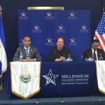 RT @presidencia_sv: Embajadora Aponte ve con mucho optimismo el desarrollo de #FomilenioII http://t.co/WvslMnYDbq