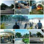 """RT @RConfidencial: informa @francisco_romer: """": """": Siguen las protestas en la #UDO Cumaná (Foto ) #30S http://t.co/g0WDQUBhlf"""""""" #Caracas"""