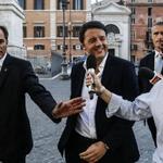 Renzi: «D'Alema? Quando parla io guadagno consensi» Il video http://t.co/bijrzAL34G http://t.co/J9KHCYFrko
