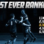 BREAKING: @UCImsoc secures its first-ever first-place vote in the NSCAA rankings to earn No. 3 ranking! http://t.co/FKEGZNgn5f