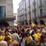En dies com avui, és quan em sento refotudament orgullós de poder dir que sóc català #Araeslhora #Girona @Uilifoc2014 http://t.co/2r2ubZtfAm