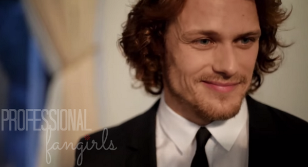"Interview: The Adorable @Heughan on His #Outlander Character Jamie Fraser ""He's My Jamie"" http://t.co/mB4hoCYKkE http://t.co/kO6oWq6k0d"