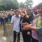 RT @presidencia_sv: Primera Dama Margarita de Sánchez y Elda Tobar Ortiz Directora Ejecutiva del #ISNA visitan Kínder el Divino Niño http://t.co/gZ34dMOCjB