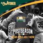 RT @Athletics: Head to the As Team Store and get geared up for tonights #wildcard game. Open until 5pm at Gate D. #OAKtober http://t.co/hkodXT5Ehp