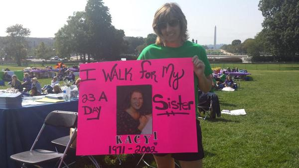 So Sad RT @kymraines: I March 2day b/c the world will never see the gifts my sister offered. #bulimia #MarchAgainstED http://t.co/HlxURIXg6m
