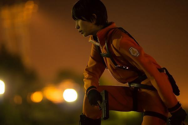 深夜の速人テロ。喰霊-零-:観世トオル まちだ速人  写真:香月  ほんとにほんとにかっこよくて大好き!東京ESPのちょ