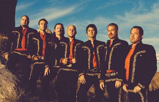 """Coming in hot!! New Mariachi el Bronx tune """"Wildfires"""". Records out Nov. 4th!  http://t.co/WSOLPSC0Ry http://t.co/WbonHF1wqE"""