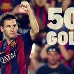RT @FCBarcelona_cat: És el gol 500 del Barça a la Lliga de Campions #FCBlive http://t.co/kK3CnMFgDc
