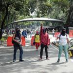 RT @DanielK2K: Situación tensa en la UCV, manifestantes y funcionarios de la Policía Nacional Bolivariana listos para enfrentarse http://t.co/C9RAfawb9y