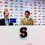 """""""Las dos partes fueron profesionales y fuimos felices con el título"""", González al despedirse de @SaprissaOficial http://t.co/zBTpbLXrCz"""
