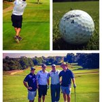Great round of golf with @MarcFeinTV, @dwatkinsNBC5, & @GrantJNBC5 at @golftxstar. Awesome course. @NBCDFW http://t.co/rvYVzMD7hg