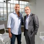 Tomorrow On TODAY: @MLauer sits down with Derek Jeter for his first post-retirement interview http://t.co/PPwz3Yjzbj http://t.co/7WmGiOCX5m