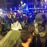 RT @cupdebarcelona: Acampada davant la Delegació del Govern Espanyol a Barcelona en defensa del #9N! Ara mateix assemblea! #9NDesobeïm http://t.co/p1zeLtfH6k
